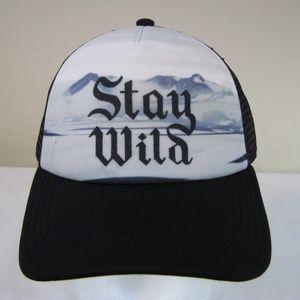 North Face Unisex Photobomb Trucker Hat Stay Wild